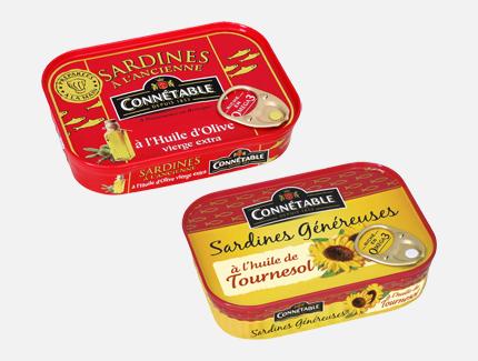 connétable sardines