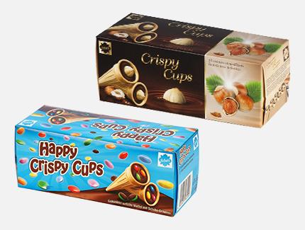 Eichetti crispy cups