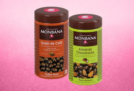 Monbana confectionary products